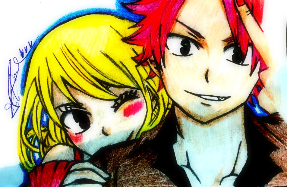 NaLu by YuukiCross5