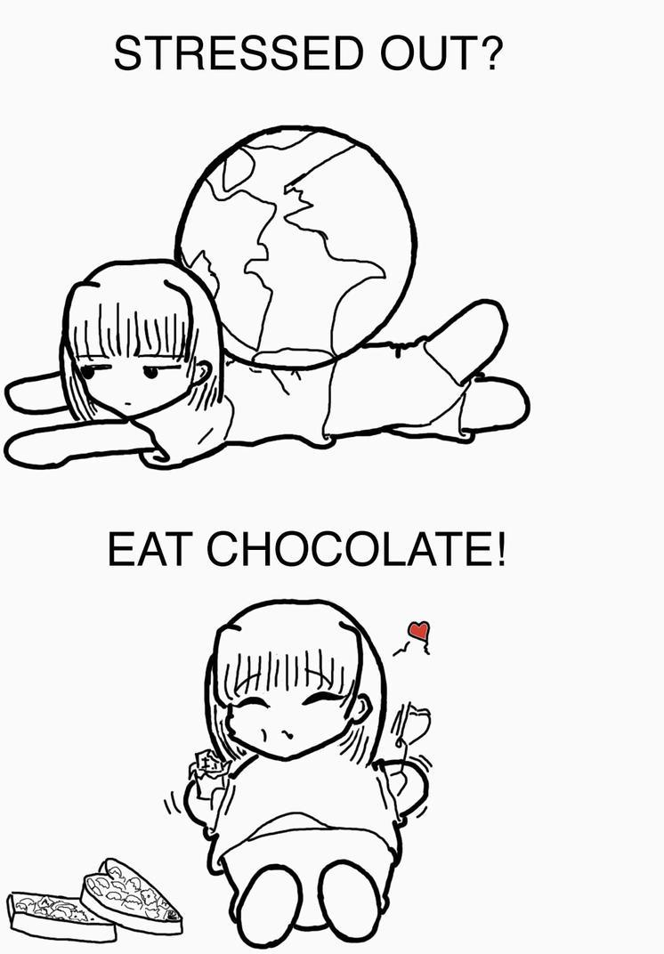chocolate by Tahireh