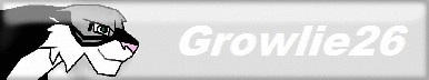 Growlie Button by Growlie26
