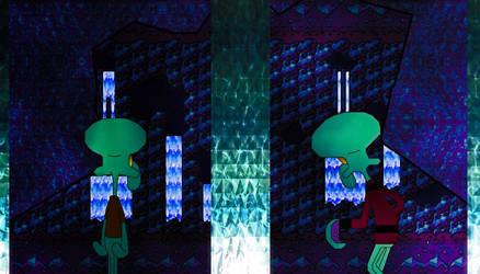 Secret Cave by Growlie26