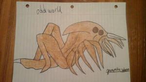 Paramite Worm! by Growlie26