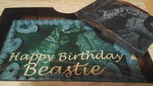 My Birthday Cake! by Growlie26