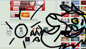 Screenshot: Luigikid Visited my Profile! by Growlie26