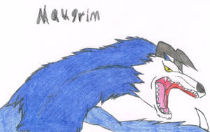 Maugrim by Growlie26
