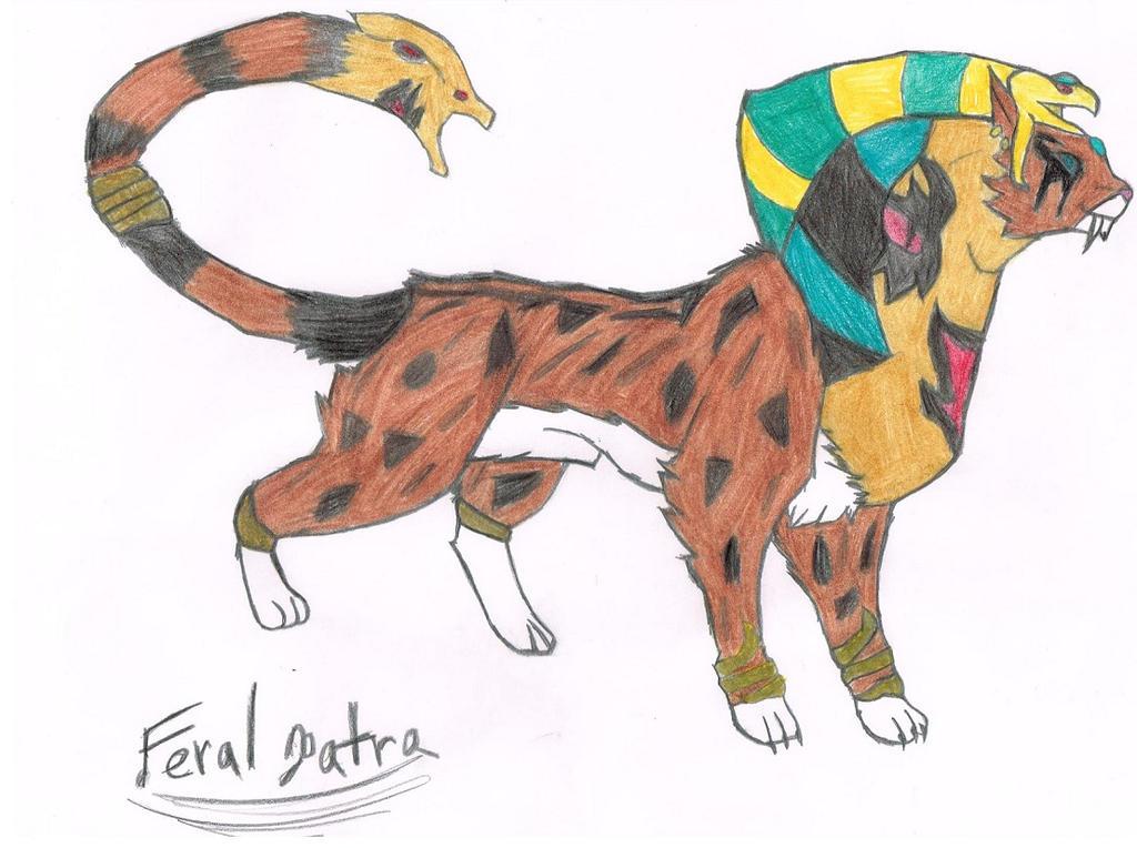 Feralpatra by Growlie26