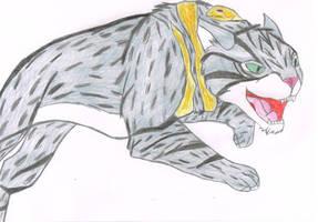 Egyptian Mau by Growlie26