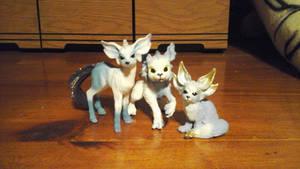 The Ice Trio by Growlie26