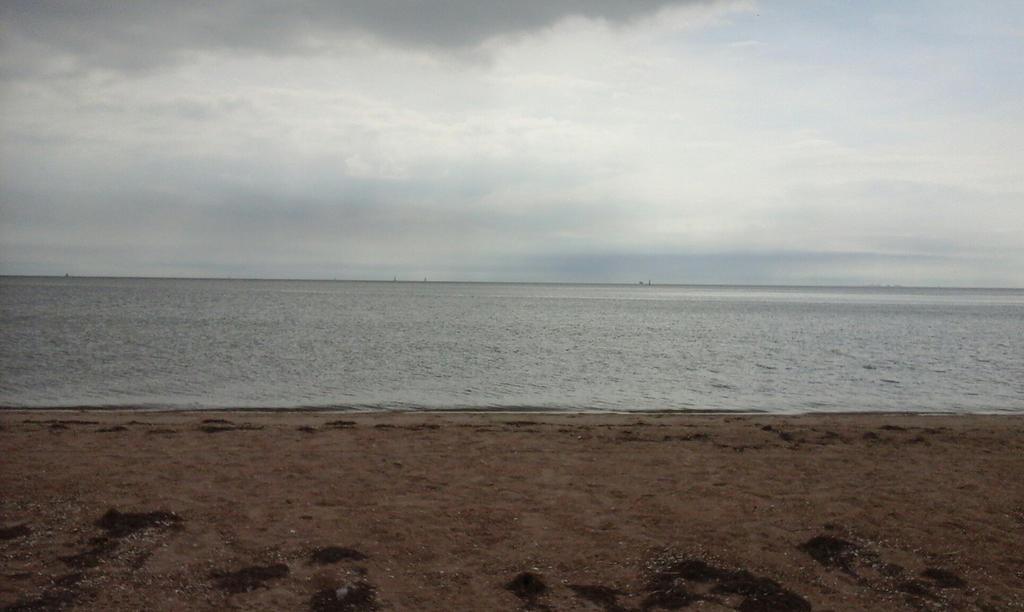 Gloomy beach by Growlie26