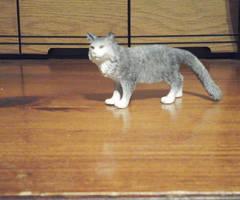 My majestic Schleich kitty