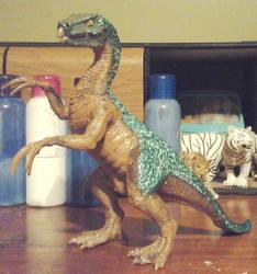 Schleich Therizinosaurus Repaint