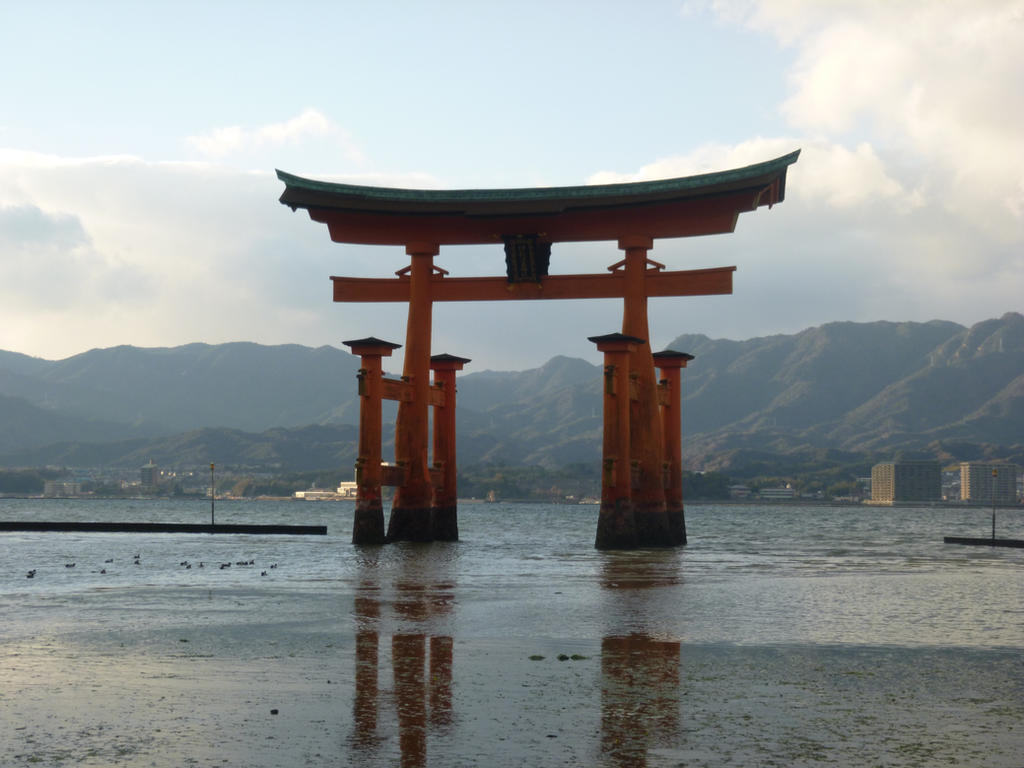Miyajima by piczeels