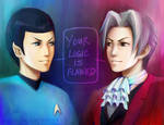 Spock Edgeworth
