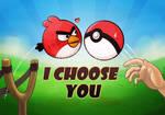 Angry Birds vs Pokemon