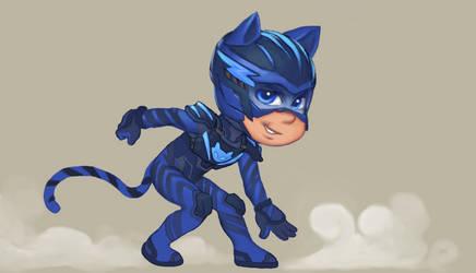 Catboy Suit Redesign