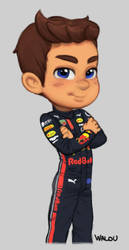 Connor race driver