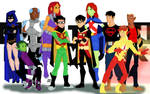 Teen Titans, Young Justice