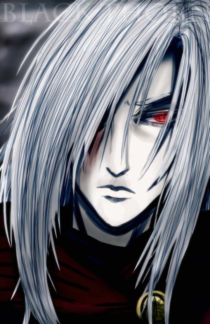 The Black Thorn's Portrait by Sakura-wind