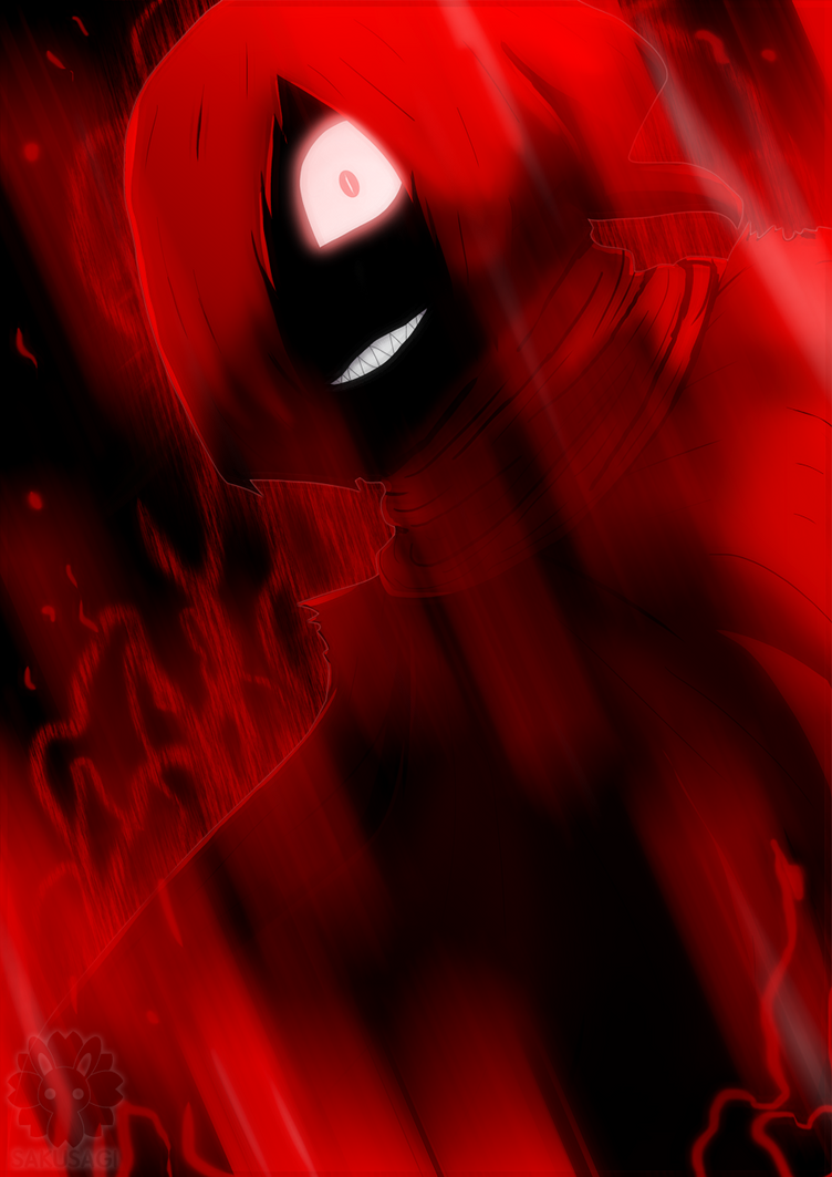 Demonic Aura by Sakura-wind