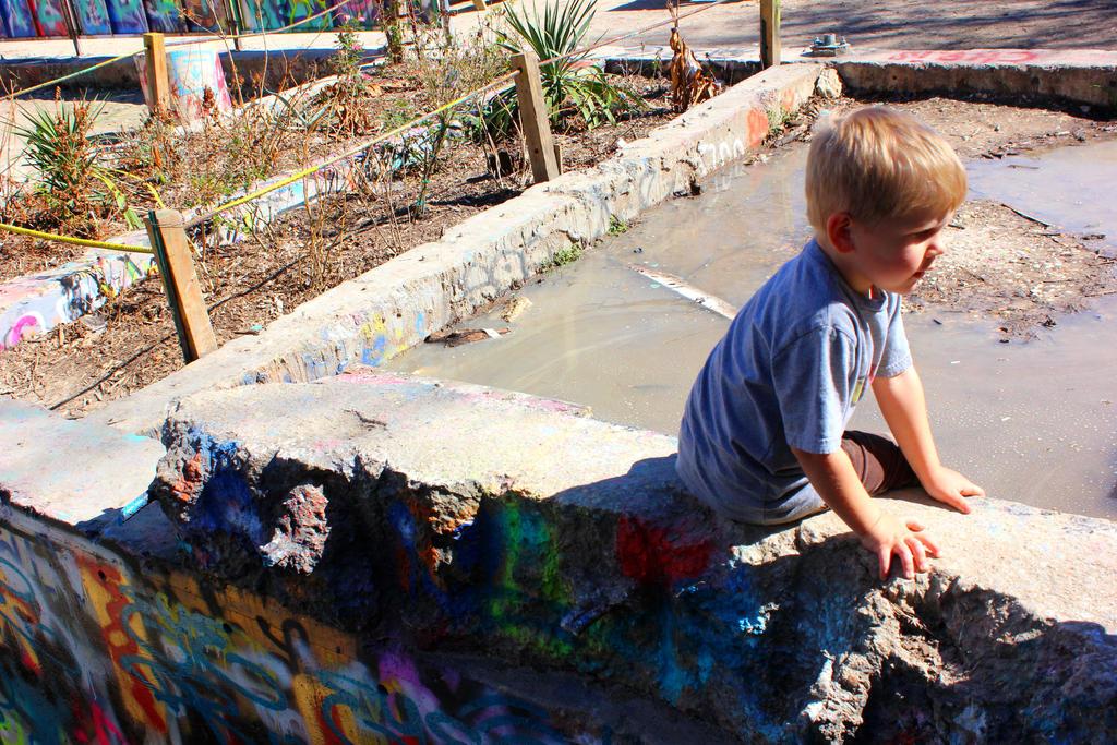 Graffiti Child by jazzy444