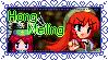 Hong Meiling Stamp by Starryskystorm