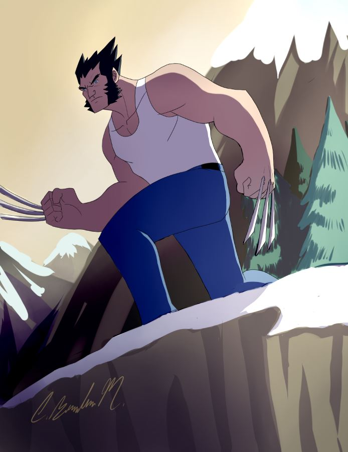Wolverine Animated by BMendoza22