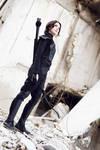 [Cosplay] Katniss Everdeen [Mockingjay] - I