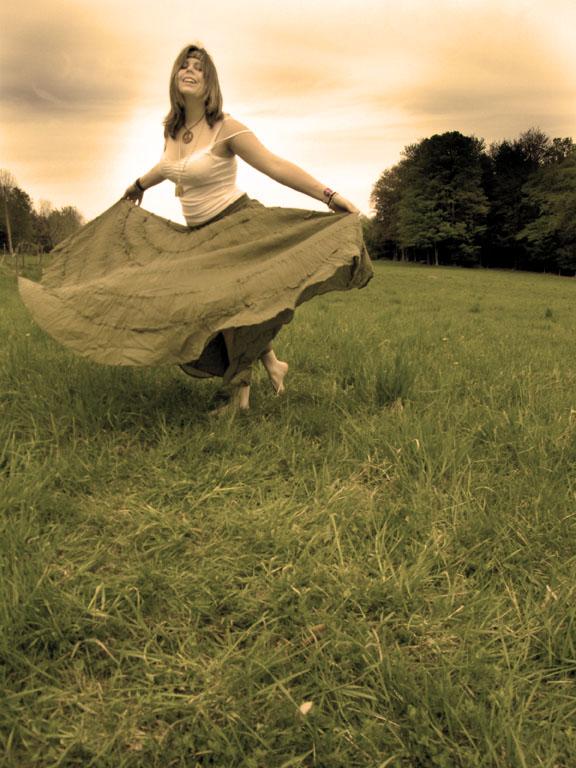 Hippie Dance by meeshippie
