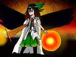 Utsuho Fired Up