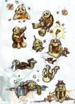 Micro-Dudes