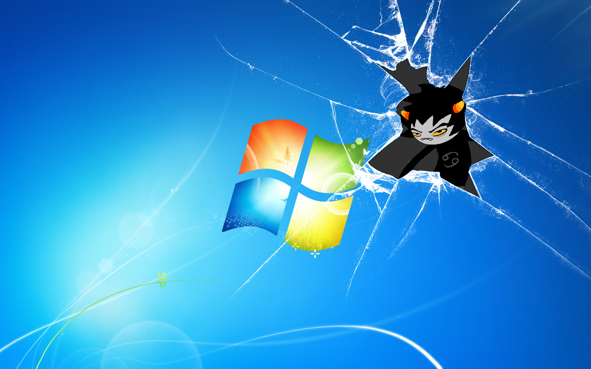 Background Desktop Free karkat desktop background