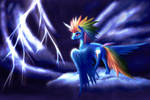 Rainbow Corn - Eye of the Storm