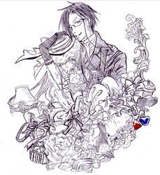 Third_Tribute:Kuroshitsuji by Claire-Maeda