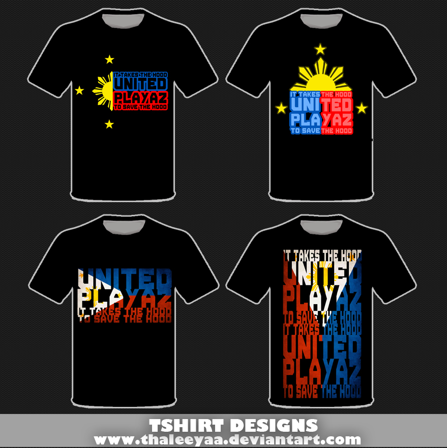 Philippine tshirt up designs by thaleeyaa on deviantart for Philippines t shirt design