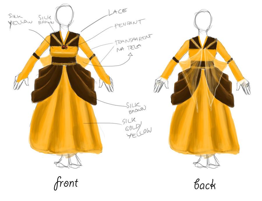 12f5d7e3b5fa Tambourine Costume 2 by Thaleeyaa on DeviantArt