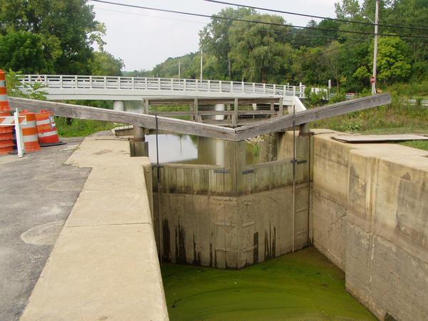 Canal Lock 38 by OhioErieCanalGirl