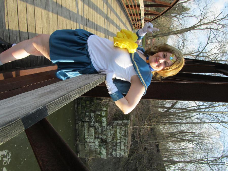 Sailor Uranus Cos by OhioErieCanalGirl