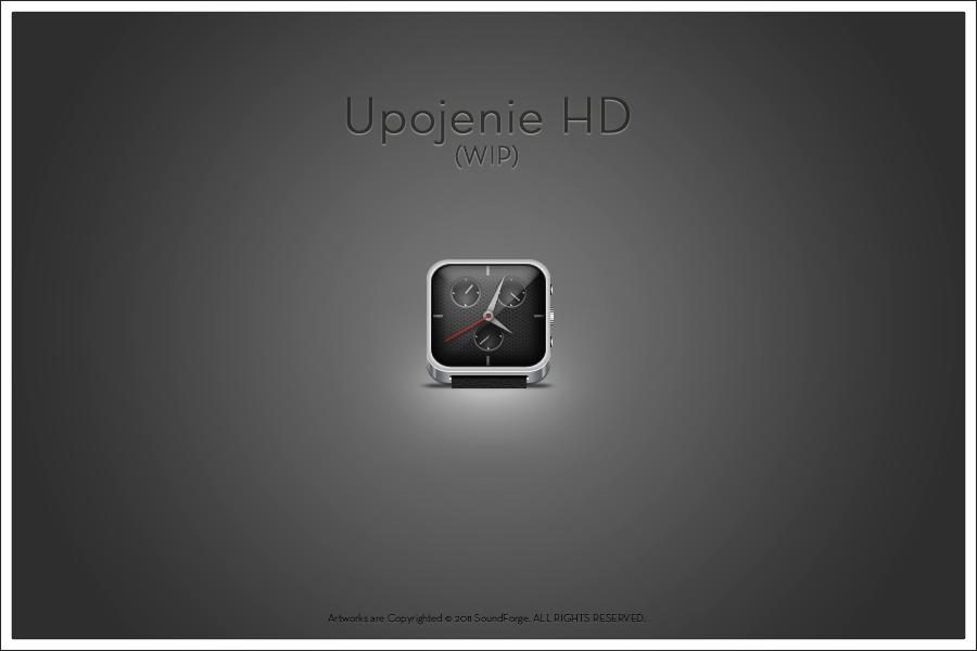 Upojenie HD - Clock by SoundForge