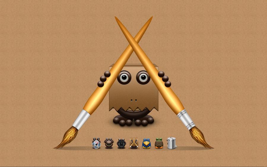 Woofie Desktop by SoundForge