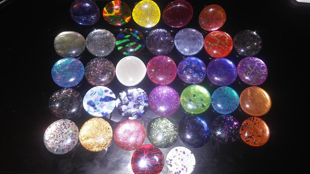 Handmade Rings by xjennakillzx