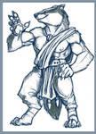 Badger Lord of Salamandastron