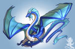 Water Dragoness