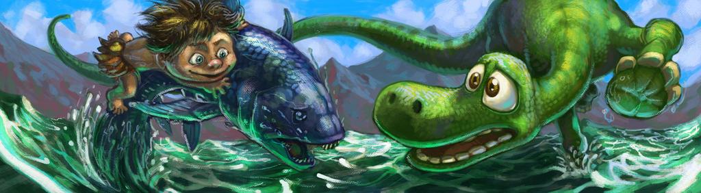 Fishy Fun by KaiserFlames