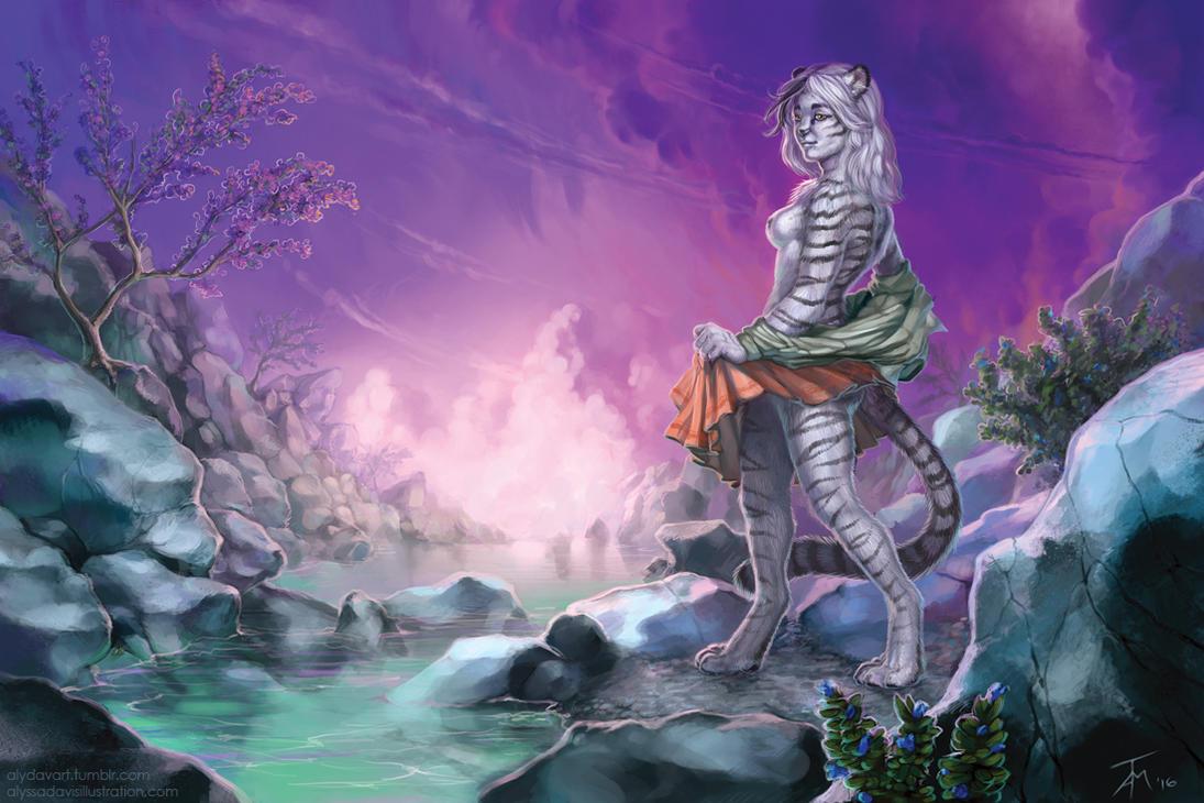 Tigress by KaiserFlames