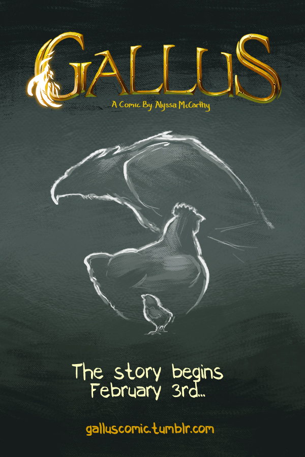 Gallus Teaser by KaiserFlames