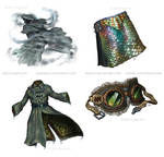 Pathfinder - Blood of the Sea Items