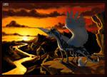 Eternity Dragon - Commission