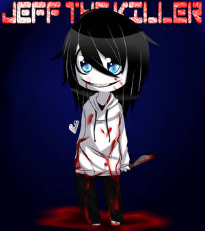 Jeff the killer en chibi ovo