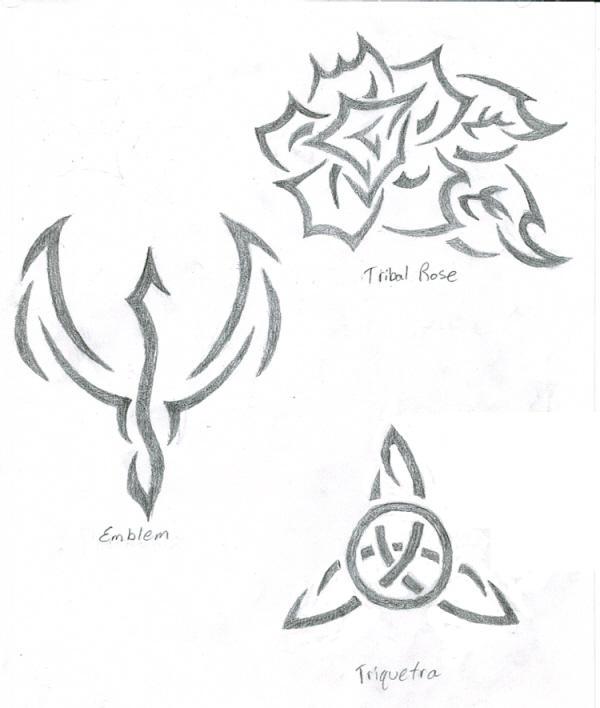 Tattoo Designs by artattack666