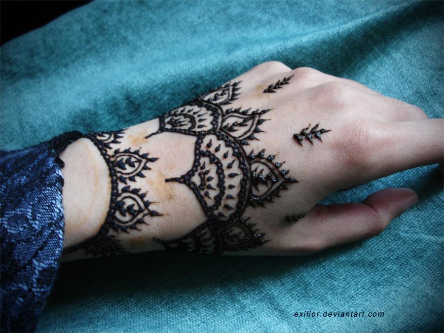 Henna 10 by Exillior