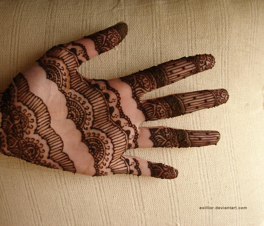 Henna 14 by Exillior